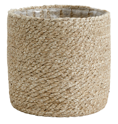 Nordal Jute Planter Natural
