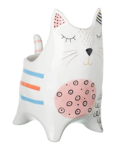 Parlane Living Clever Cat Planter Large
