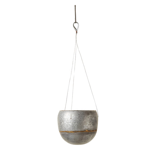 Bloomingville Metal Hanging Planter