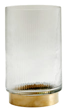 Nordal Ring Glass Vase