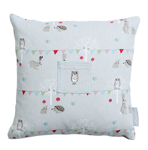 Sophie Allport Tooth Fairy Cushion Woodland Party