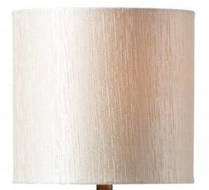 Watt & Veke Erica Lamp Shade CREAM /GOLD  19cm