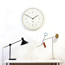 Newgate Number One Academy Wall Clock- Posh Grey NUMONE150PGY