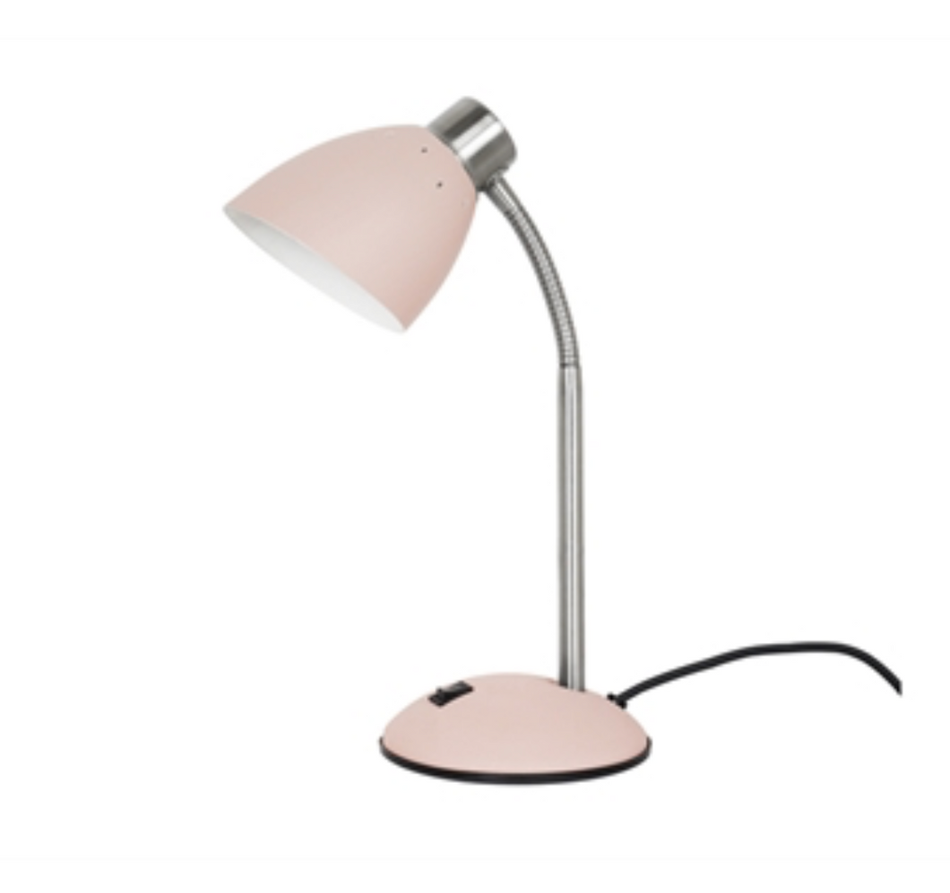 Leitmotiv Dorm Table Lamp Pink