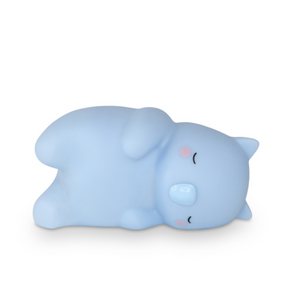 Teeny & Tiny Mini Wombat Night Light Blue
