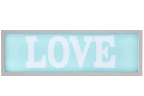 Love Led Light Box