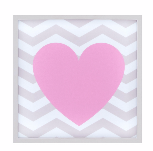 Heart Led Light Box