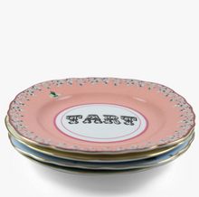 Yvonne Ellen Cheeky Cake Plate, Set Of 4