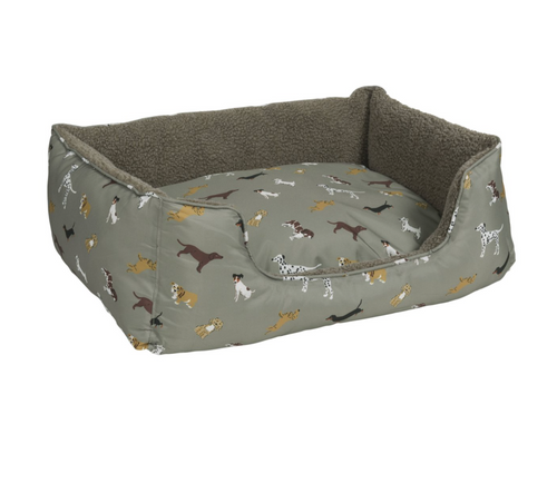 Sophie Allport Pet Bed  Fetch