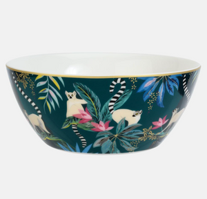 Sara Miller Tahiti Serial Bowls Set Of 4