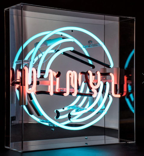 Locomocean Acrylic Neon Light  Vinyl