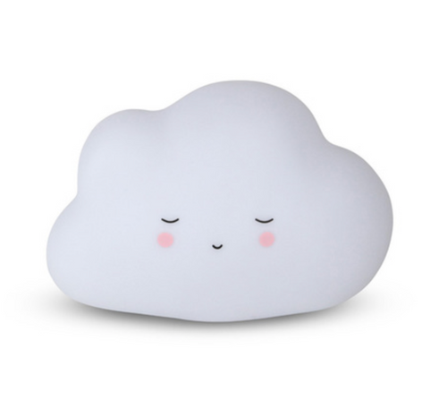 Teeny & Tiny Mini Cloud Night Light White