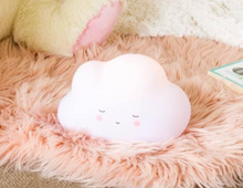 Teeny & Tiny Cloud Tap Night Light  White