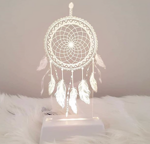Dream Catcher Night Light