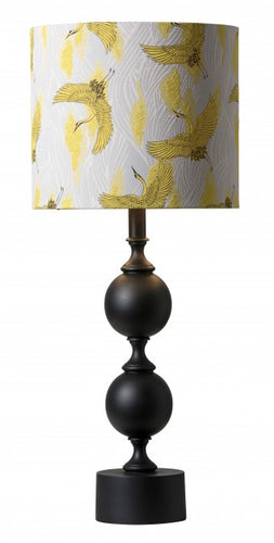 Watt & Veke Deborah Table Lamp  Small Black