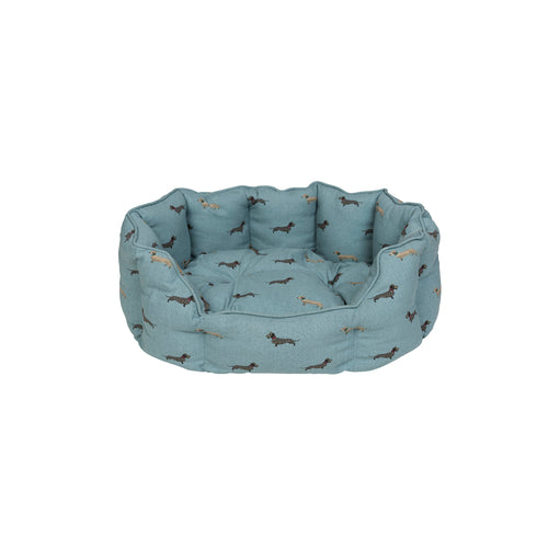 Sophie Allport Pet Bed Dachshund