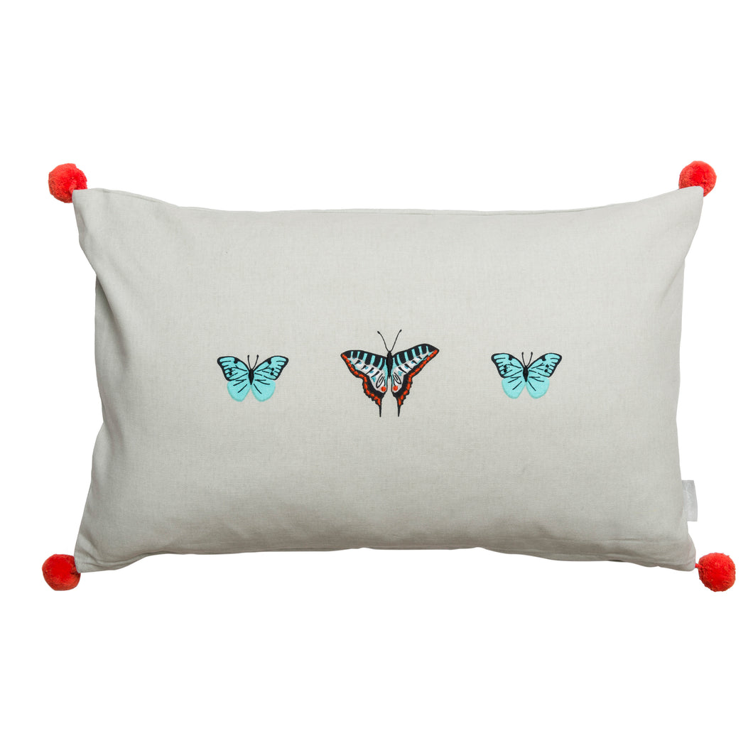 Sophie Allport Cushion Butterflies
