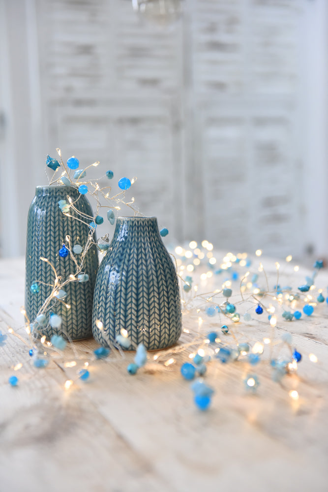 Azure Fairy Lights ( Battery operated)