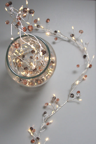 Coco Cluster Fairy Lights ( Mains Powered)
