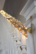 Cluster LED Fairy Lights Copper 20 M ( Mains Powered)