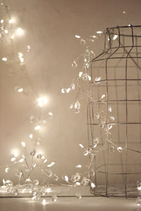Crystal Cluster Fairy Lights (Mains Powered)