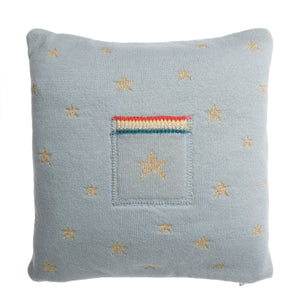 Sophie Allport Tooth Fairy Knitted Cushion Unicorn