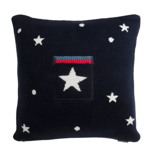Sophie Allport Tooth Fairy Cushion Spaceship