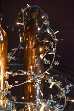 Silver Whisper Fairy Lights ( Battery Operated)