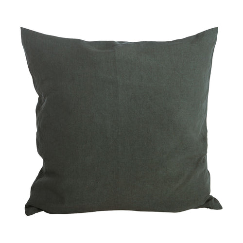 House Doctor Cushion , Simple, ARMY GREEN