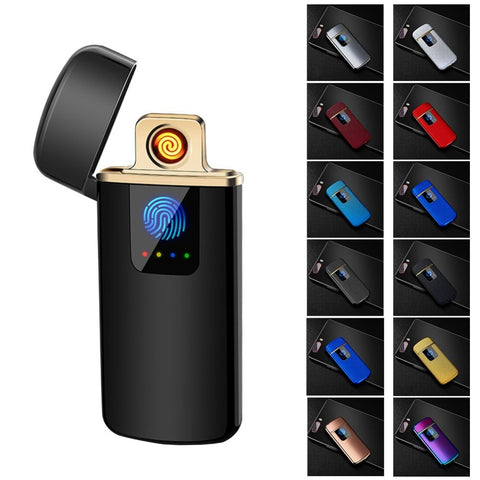 Touch-senstive Switch Lighter
