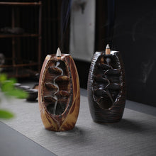Load image into Gallery viewer, Mountain River Handicraft Incense Holder