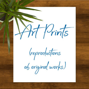 Art Prints-Collection-Blue Jay Bay