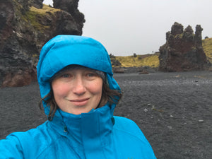 Emily Caven, Iceland 2018