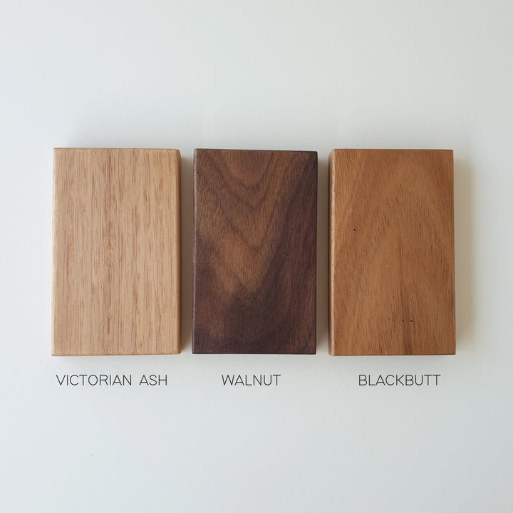 Australian timber species for handles