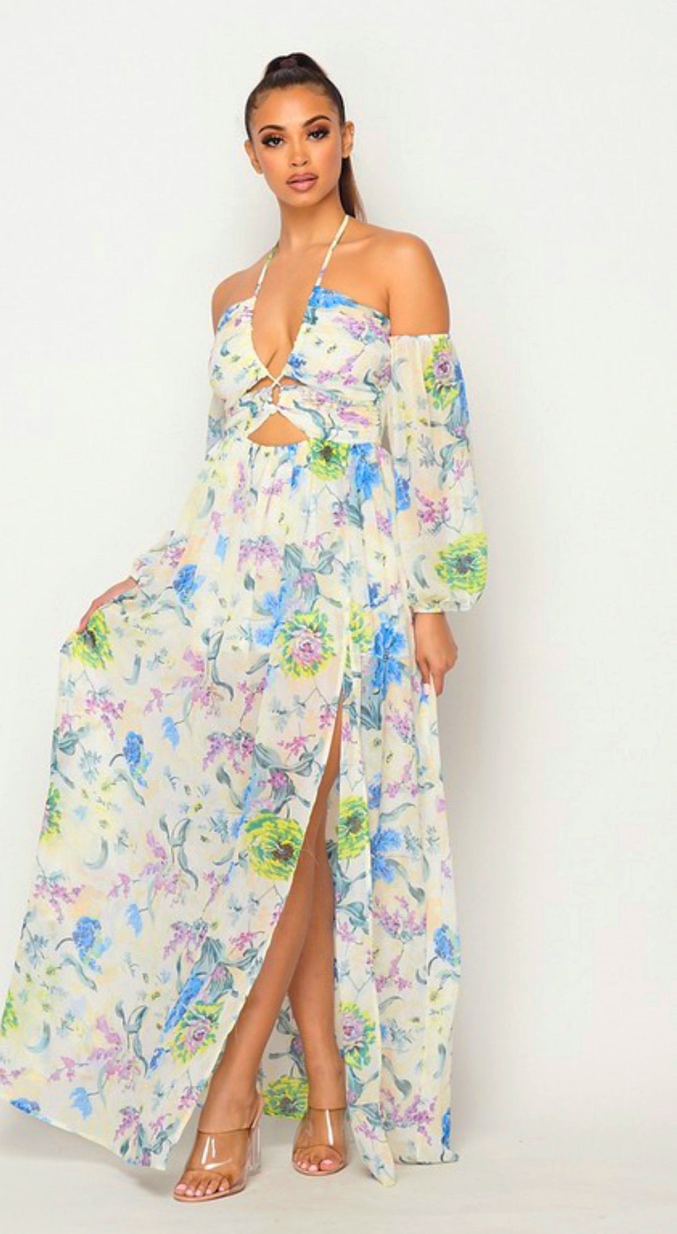 May Flowers | Maxi Dress