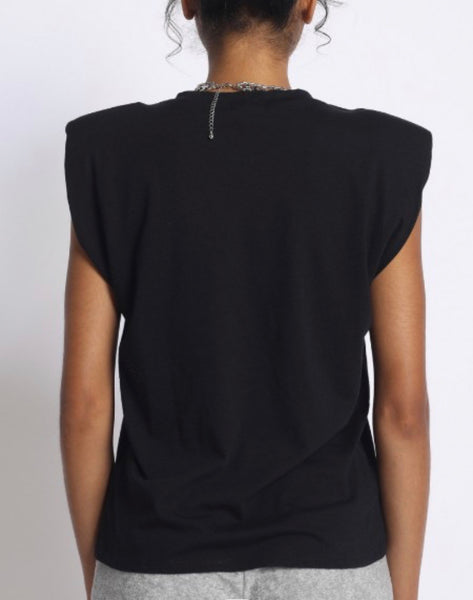 Shoulder Pad | T-Shirt