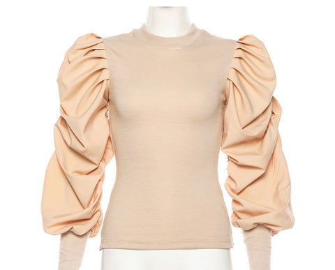 Puff Puff And Away | Top | Tan