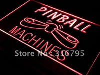 Pinball Machines Bar Beer Pub LED Neon Light Sign