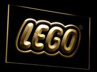 Lego Game Room LED Neon Sign
