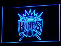 Sacramento Kings LED Neon Sign