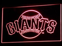 SF Giants LED Neon Signs