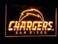 San Diego Chargers Neon Sign (Light. LED)
