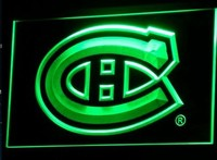 Montreal Canadiens Neon Sign (Hockey. Nr. Light. LED)