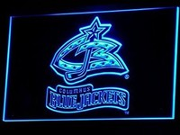 Columbus Blue Jackets Neon Sign (NHL. Hockey. Light. LED)