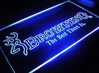 Browning The Best There Is Neon Sign (Reclame. LED. Licht)