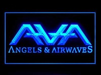 Angels And Airwaves Led Light Sign