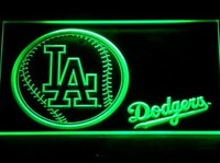 Los Angeles Dodgers Neon Sign (Light. 269-b. Baseball. MLB. LED)