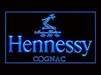 Hennessy 1765 Logo Pub Bar Advertising LED Light Sign Y133B