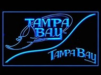 Tampa Bay Devil Rays Cool Led Light Sign