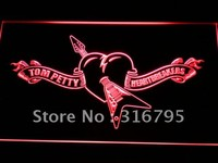 Tom Petty & Heartbreakers LED Neon Sign